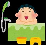 発熱時の入浴について